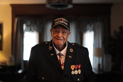 Stories of Honor: WWII vet Paul Woods persevered through racism at home and overseas