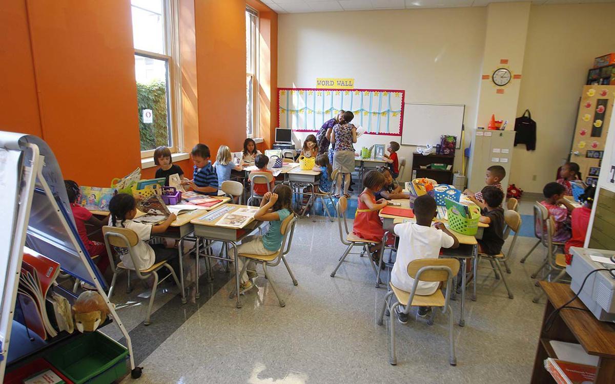 LOCAL Elmwood Village Charter School