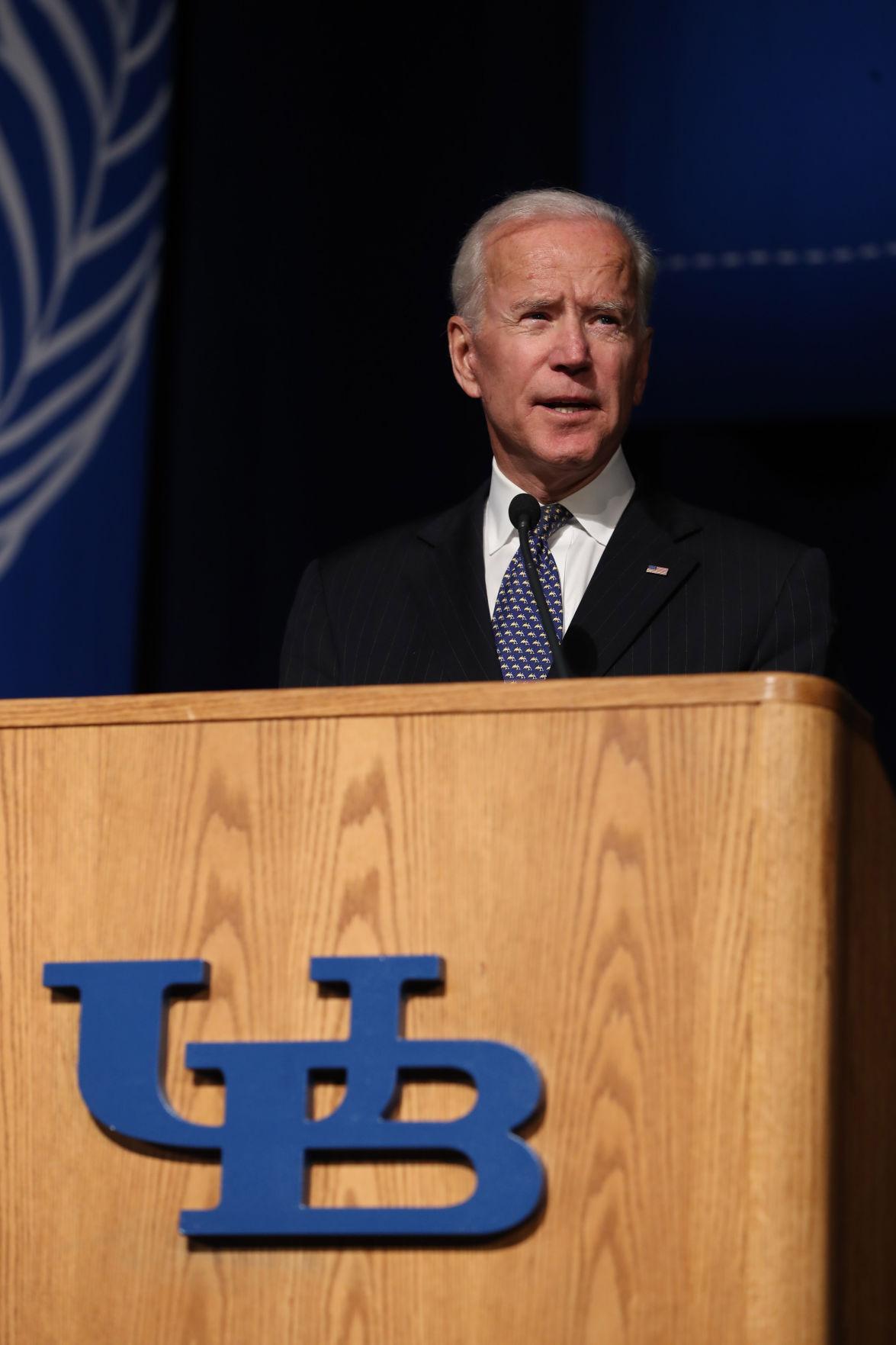 LOCAL Biden at UB CANTILLON