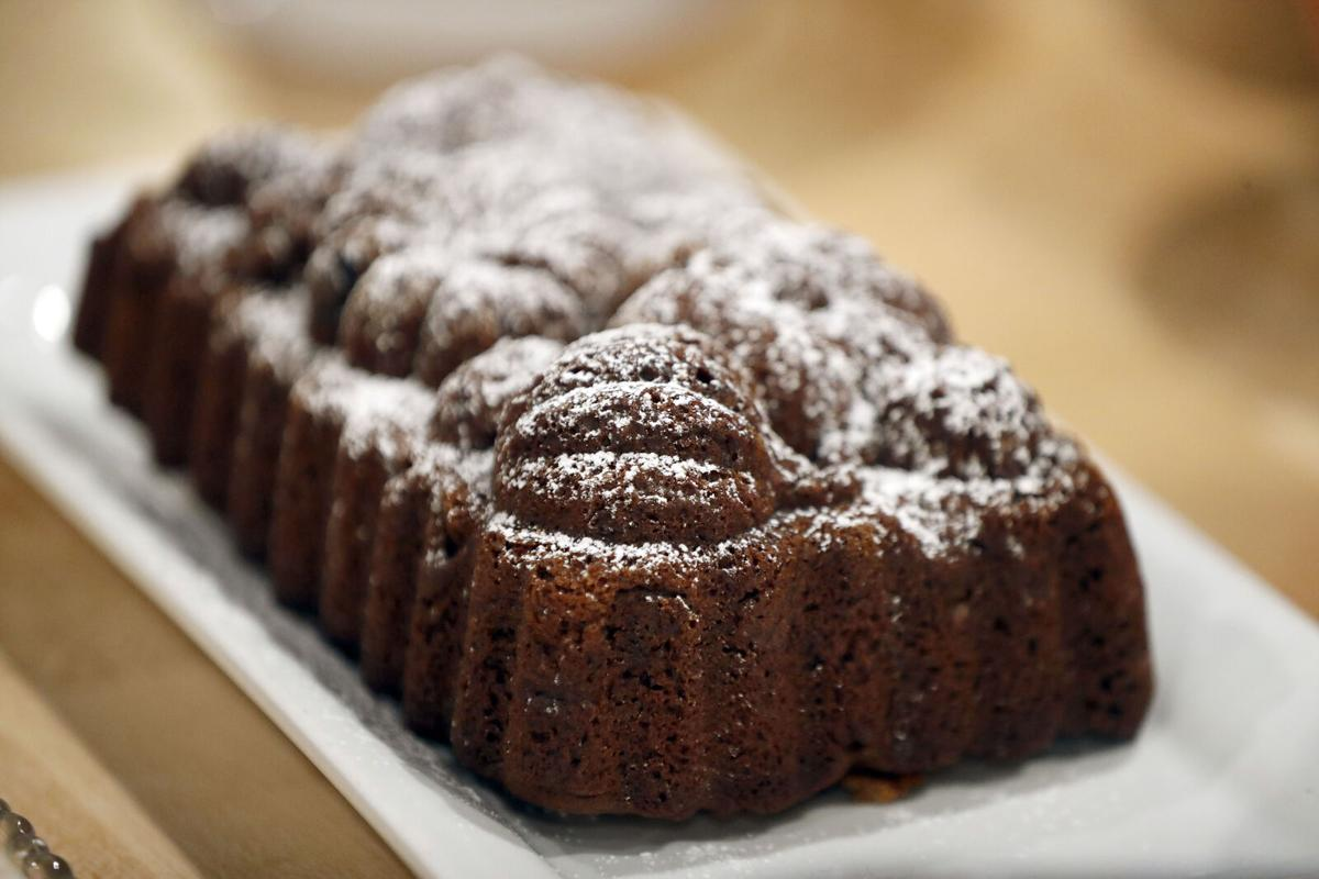 Everyday Polish Cooking's gingerbread cake