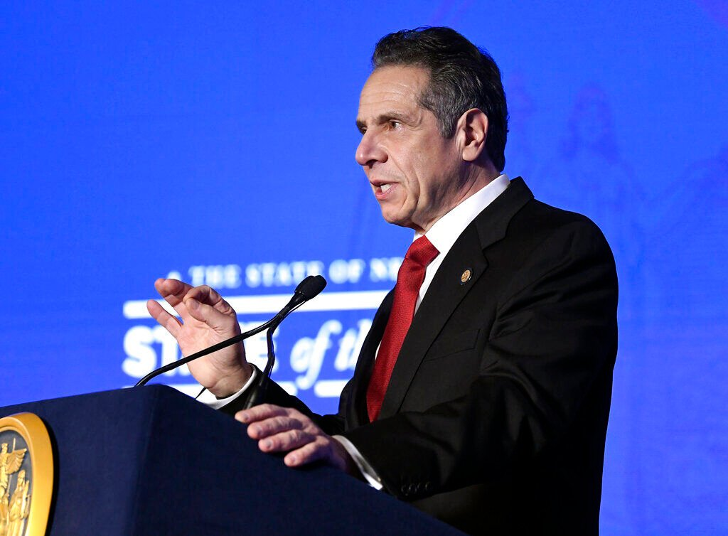 Andrew Cuomo - State of the State copy for teaser