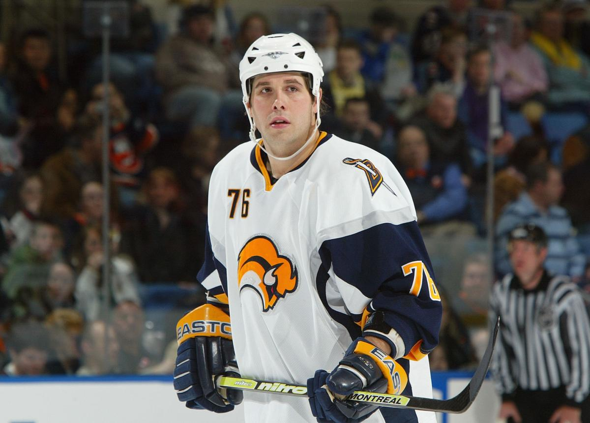 Former Sabre Andrew Peters Suspended After Video Captures Youth Hockey Fight Buffalo Sabres News Buffalonews Com