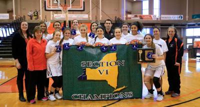 Fredonia girls basketball