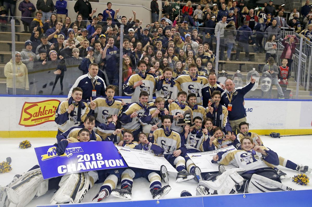 State Champions Div II Hockey  KIRKHAM