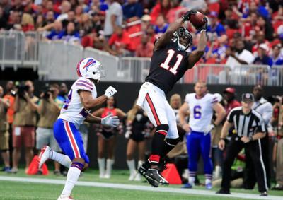 Bills 23, Falcons 17: Through the lens of Harry Scull Jr. (copy)