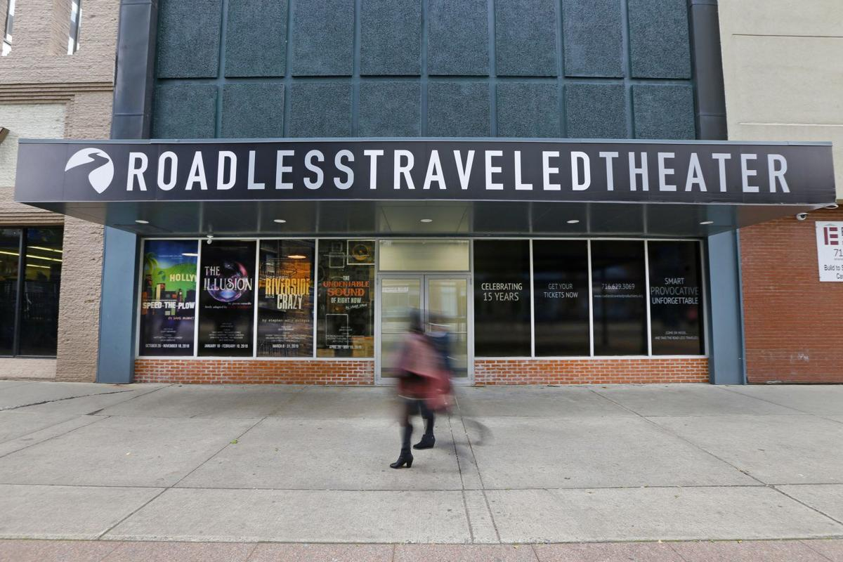 Road Less Traveled Theater