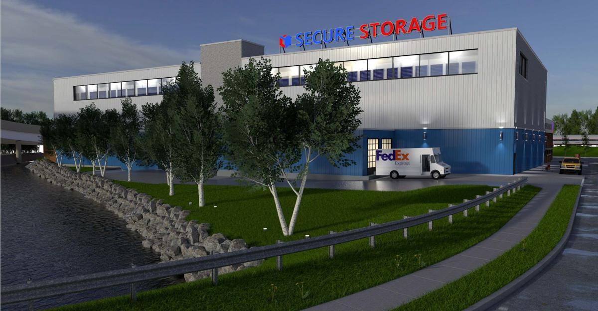 Secure Storage-Tonawanda Street#1