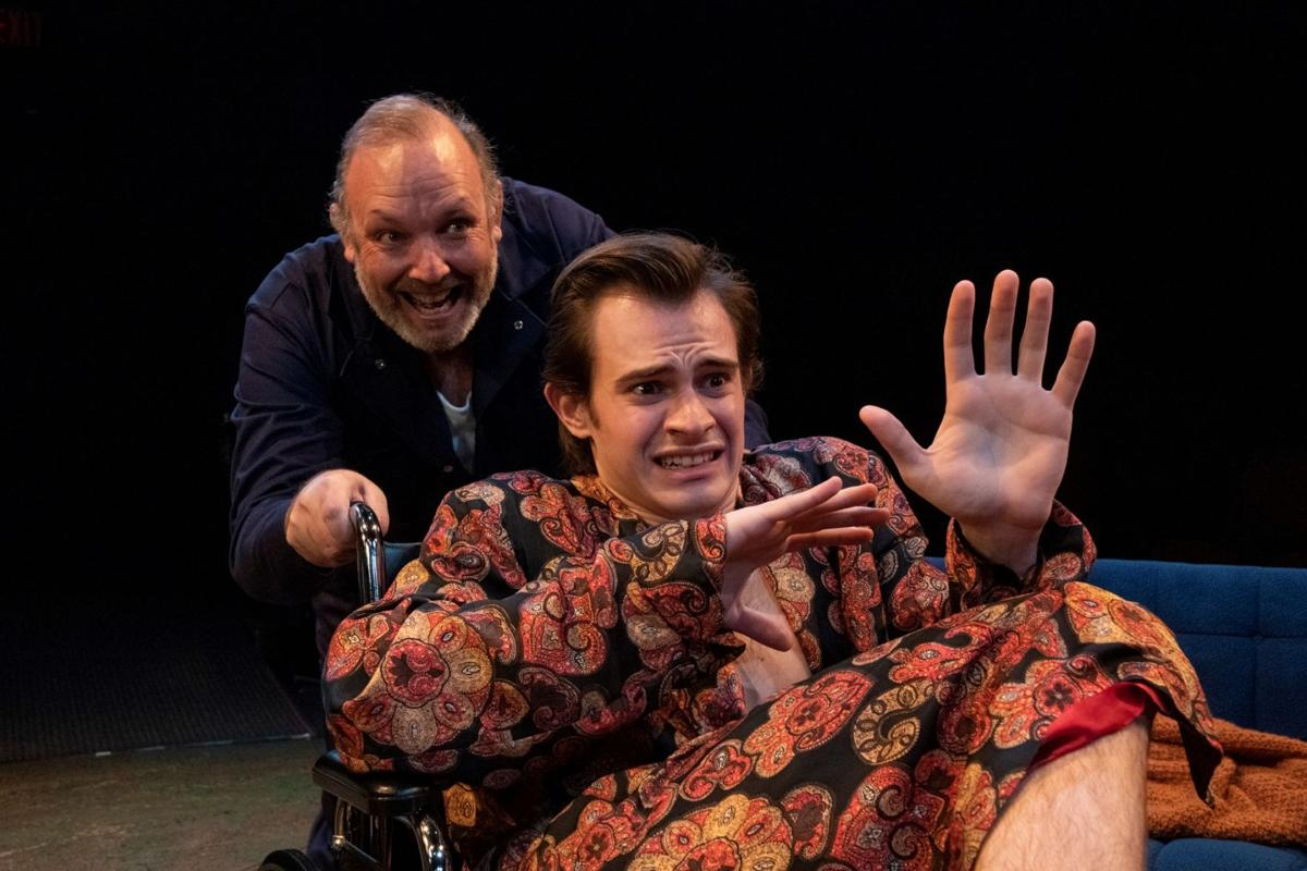 Irish Classical Onion Game Stan Klimecko and Louie VIsone wheelchair 1