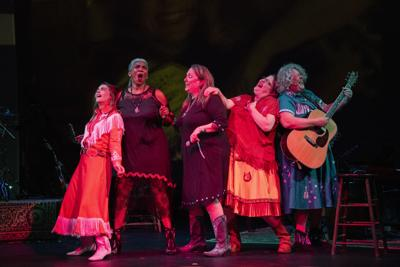 D'Youville Kavinoky Theatre From Honky Tonk to Protest: A Woman's View of Country Music