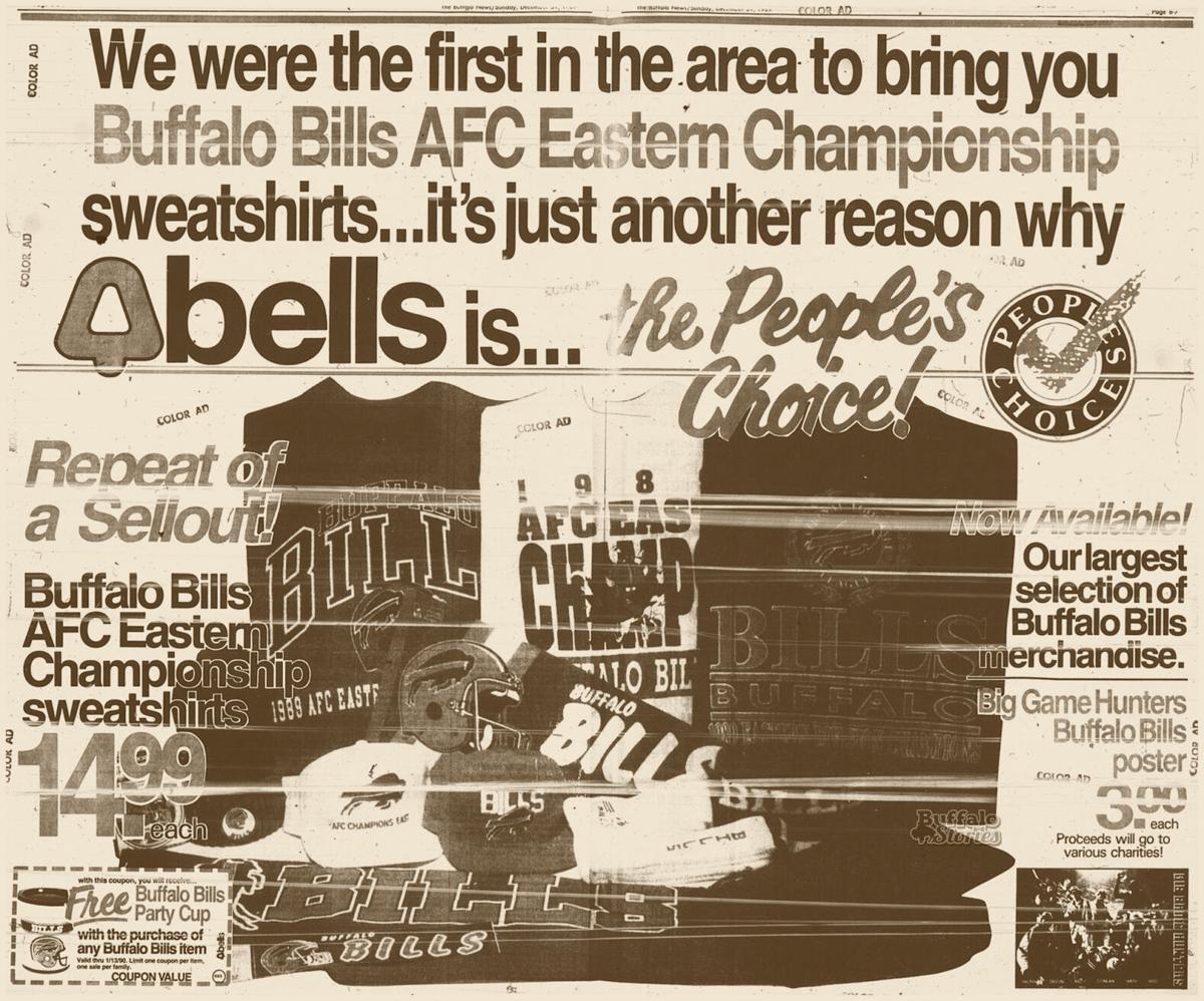 Bells celebrates Bills