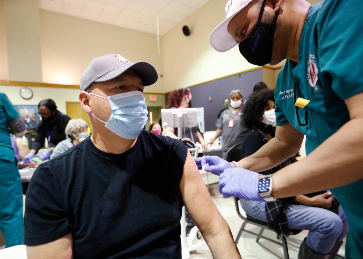 vaccinations at NACC JC Seneca