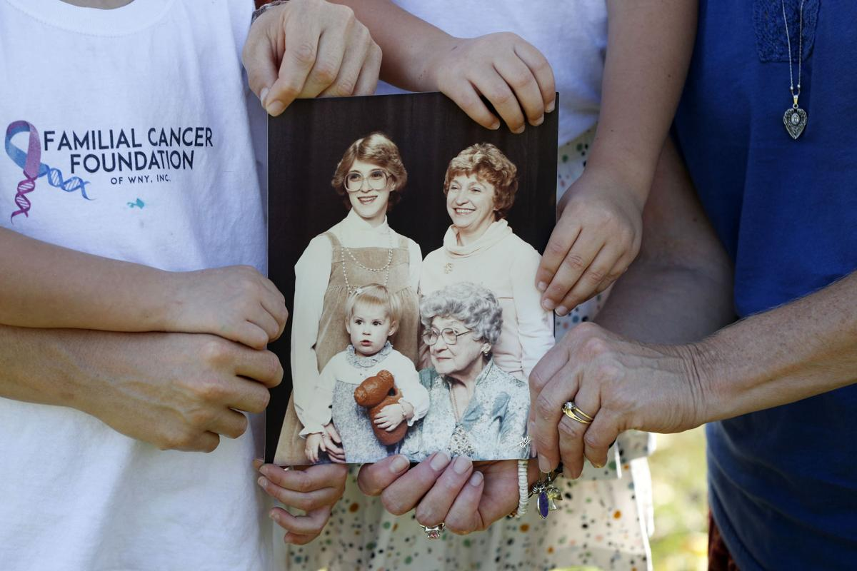 LOCAL FAMILIAL CANCER FOUNDATION OF WNY