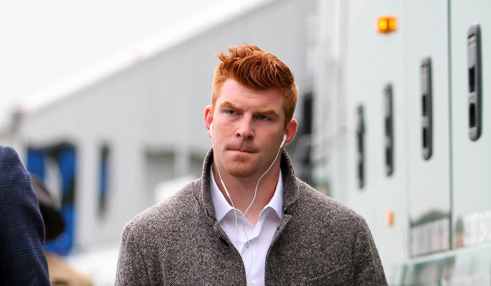 Thanks, Andy Dalton: One Bills fan's jersey says it all | Local ...