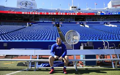 Bills Chargers kyle williams