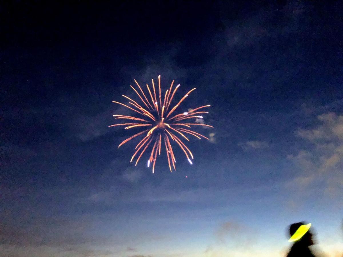 Kenney Field Fireworks