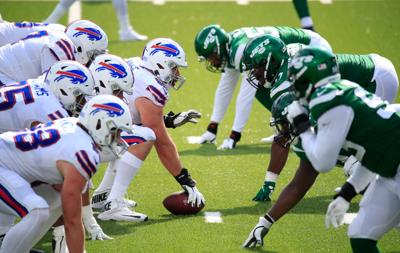 Bills offensive line