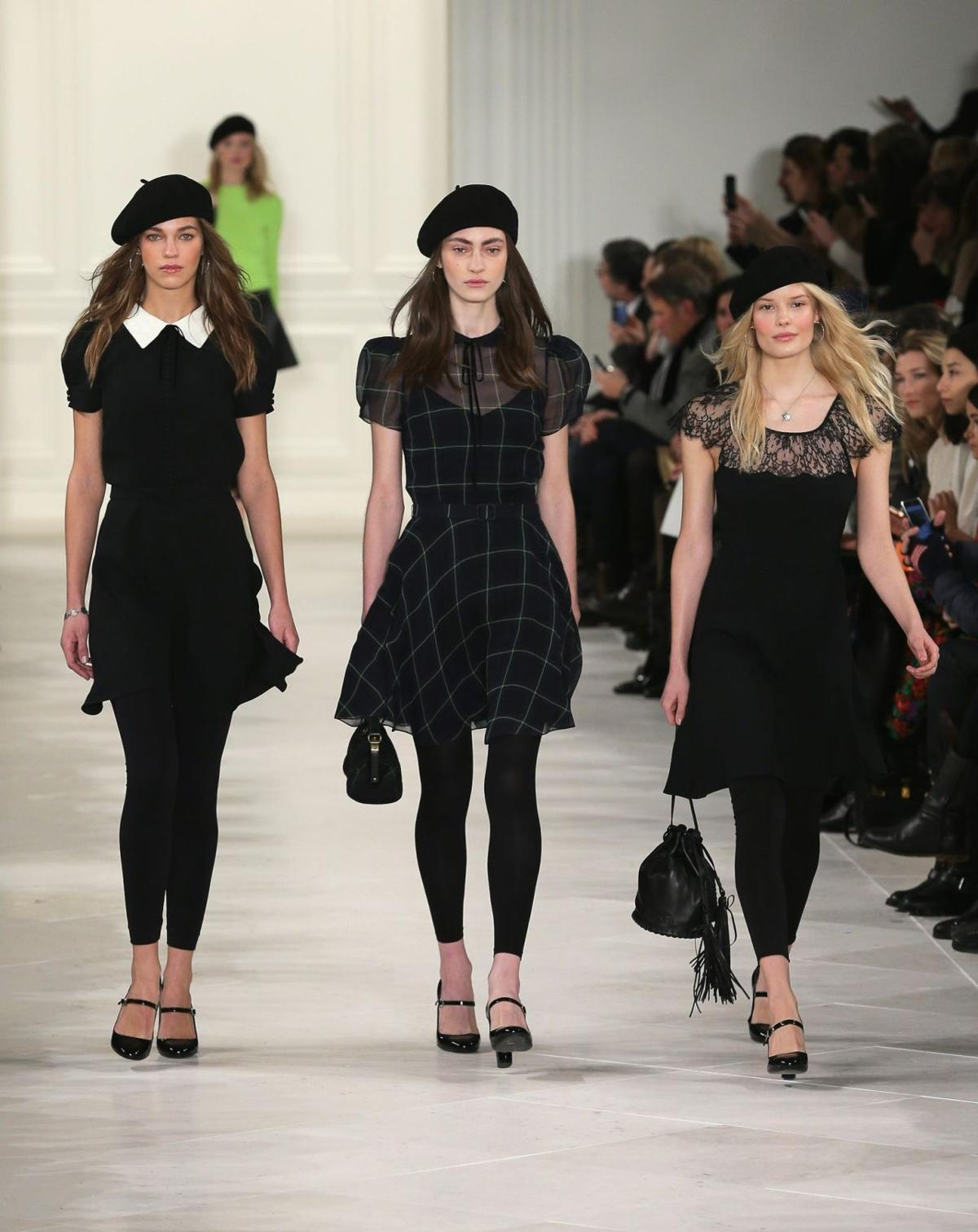 Fashion Forecast Frigid Weather Timely As Designers Unveil Their Fall Winter 2014 Collections Fashion Style Buffalonews Com