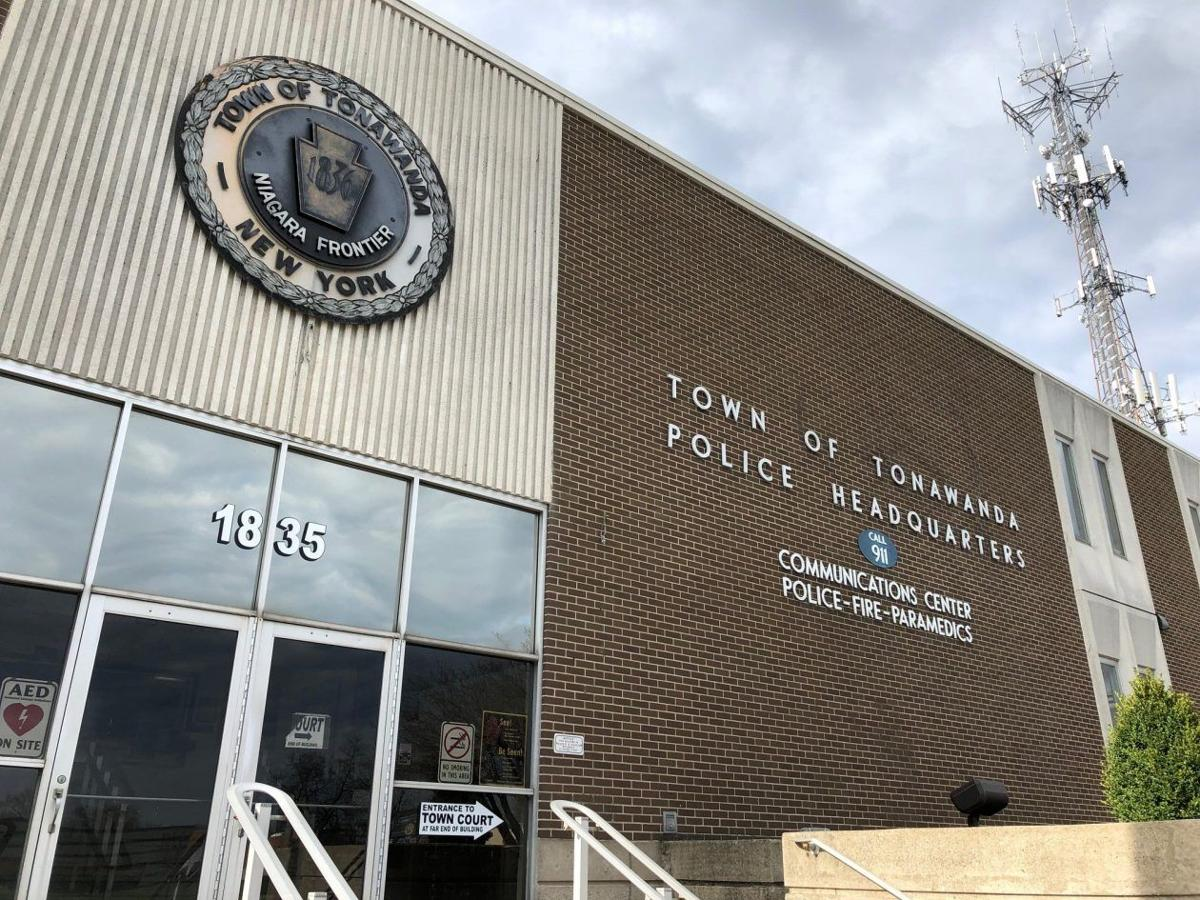 Tonawanda Police Headquarters Emergency Services