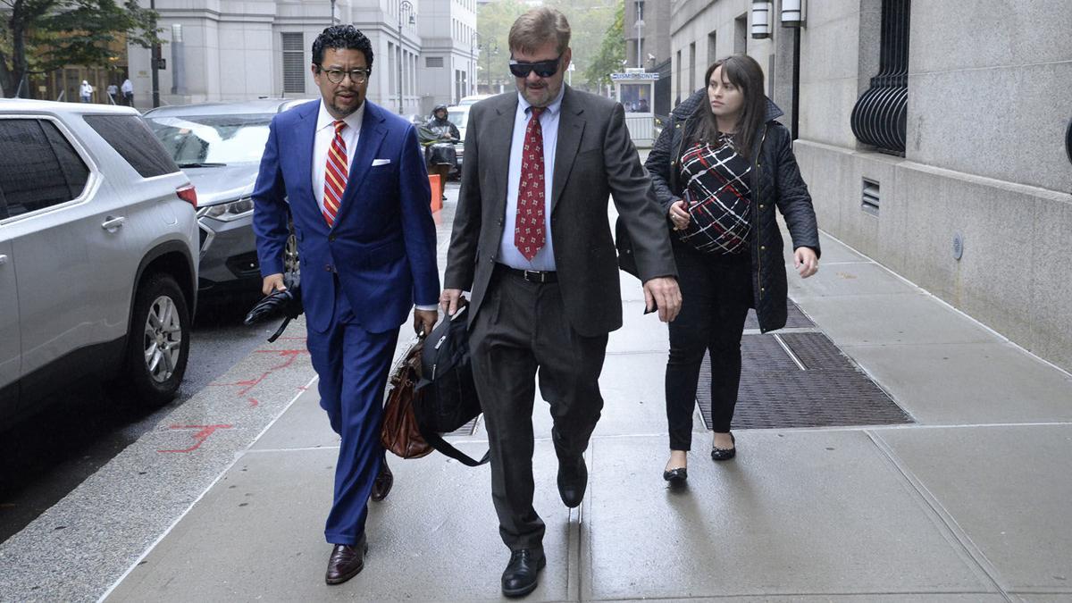Stephen Zarsky COLLINS AT COURT
