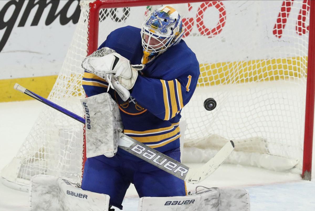 Buffalo Sabres 6, Boston Bruins 4 (copy)