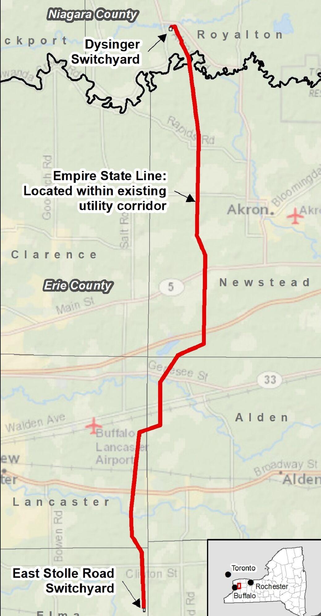 Empire State Line
