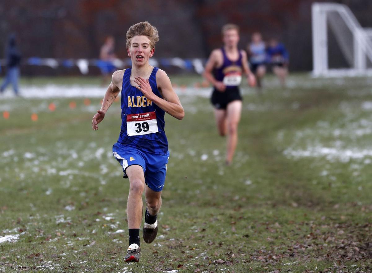 Section VI Cross Country Meet