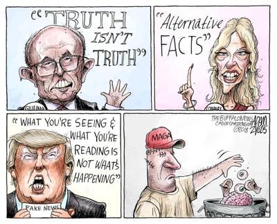 Truth isn't truth