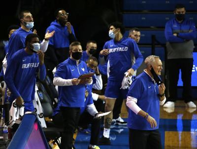 University at Buffalo mens basketball hosts Toledo at Alumni Arena