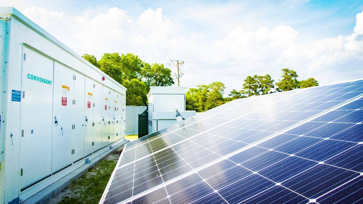 Tops Convergent solar