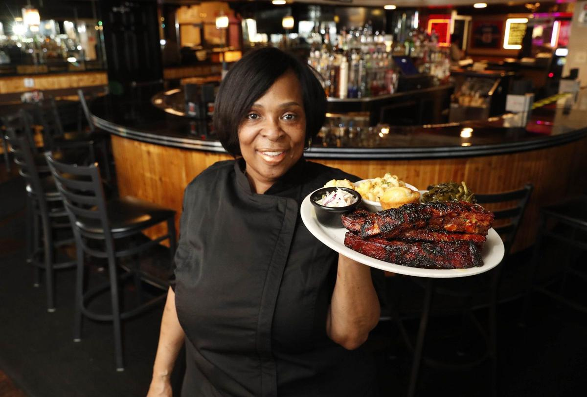 Phatcatz barbecue Kim Collins Jones BRW 2021