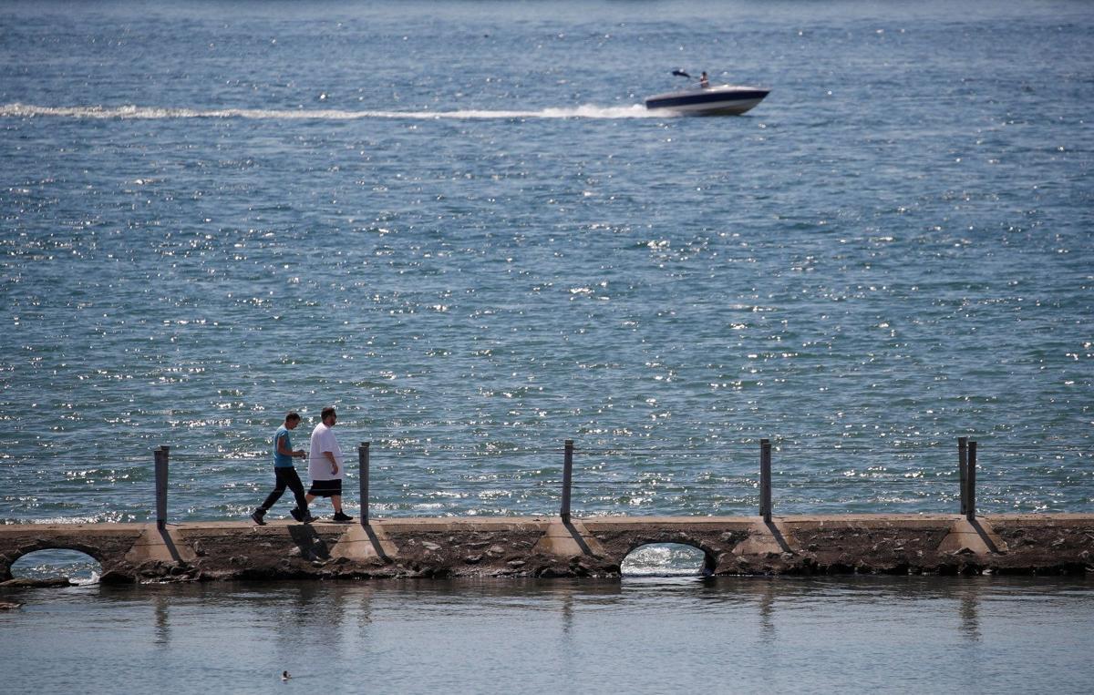 100 Plus Things: Take a walk on the Bird Island Pier (copy)