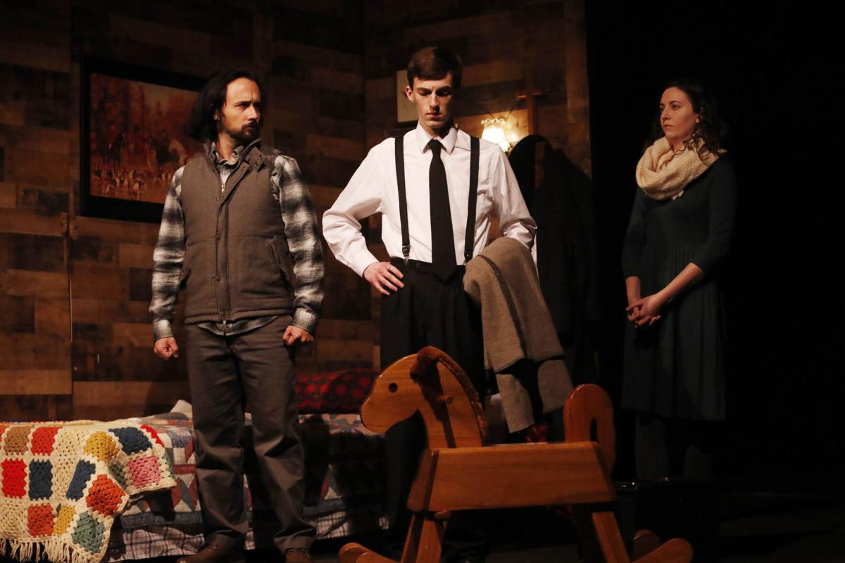 FEATURES New Phoenix Theatre CANTILLON (copy) Foxfinder trio