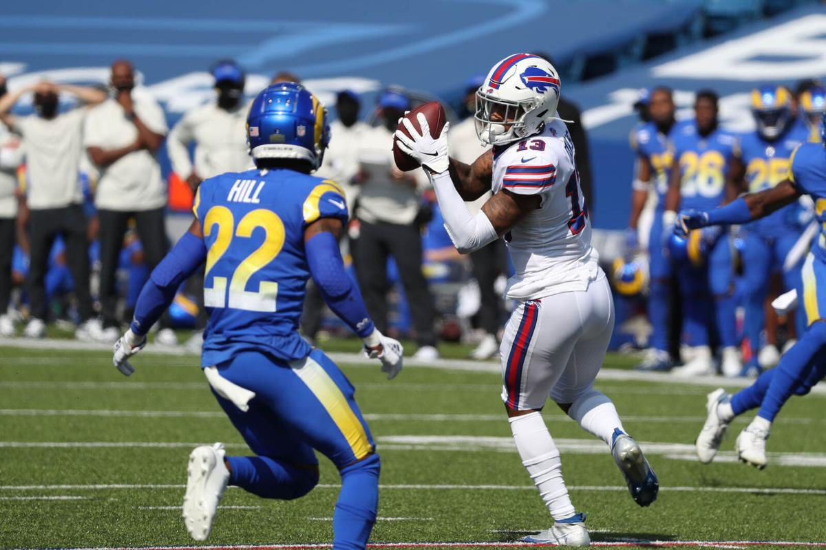 Upon further review: Rookie receiver Gabriel Davis quickly making a name  for himself | Buffalo Bills News | NFL | buffalonews.com