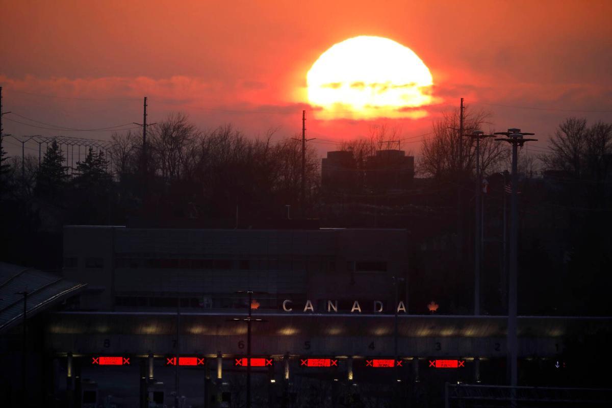 Sun sets on international travel (copy)