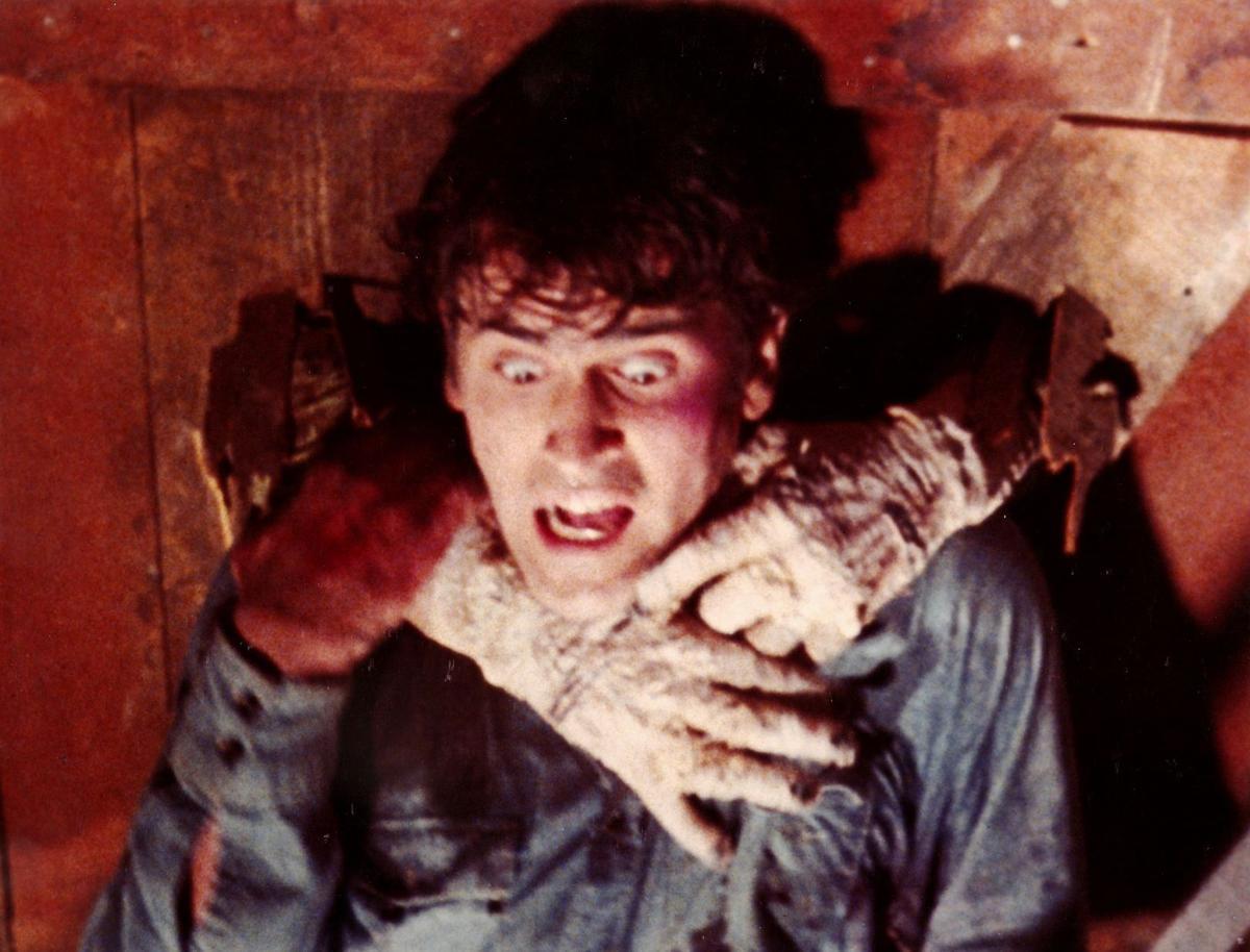 Evil Dead Bruce Campbell