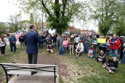 Bidwell rally