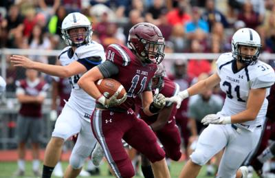 Sam-Kline-St Joes-McDowell-High School Football-Scull