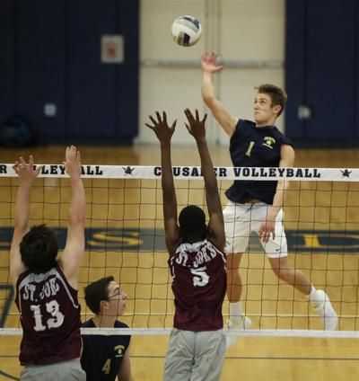 Canisius volleyball