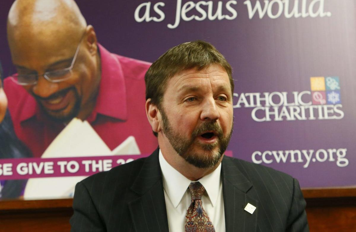LOCAL CATHOLIC CHARITIES APPEAL GEE dennis walczyk