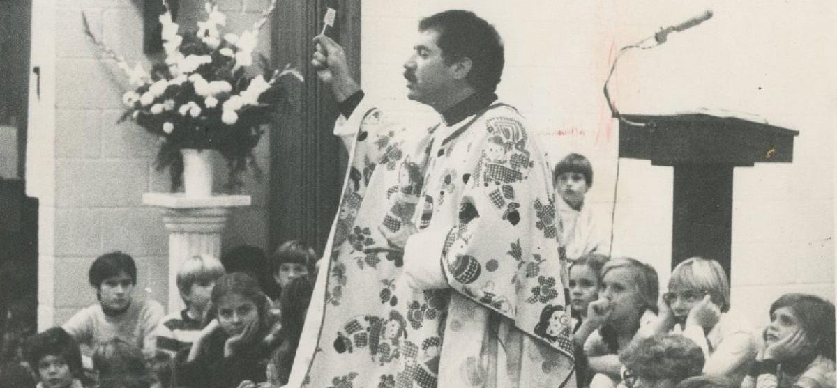 Rev. John Aurelio cropped