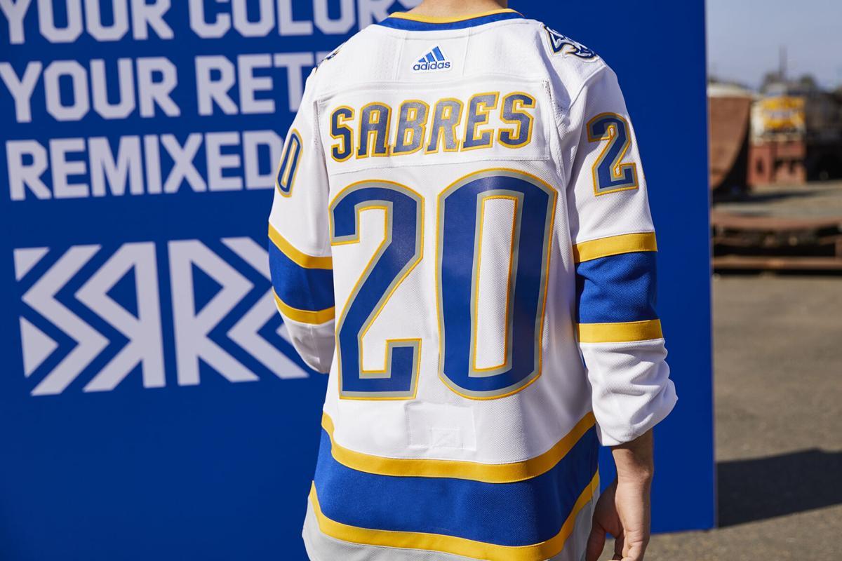 Sabres jersey Adidas 2