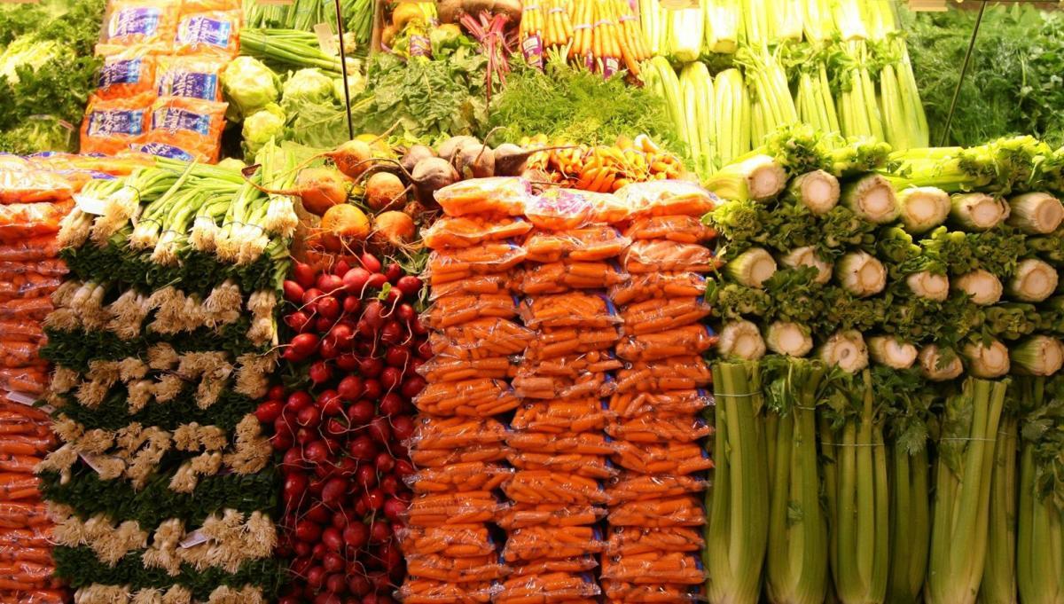 vegetables produce dash's