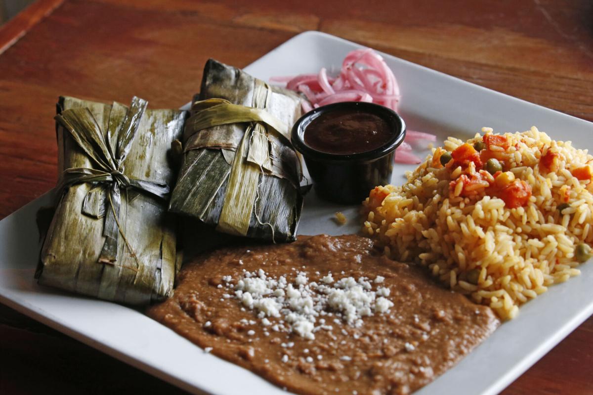 Maizal Mexican Kitchen & Mezcaleria (copy) tamales Oaxaqueno
