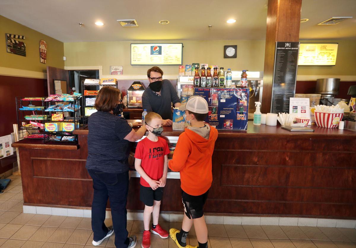 Aurora Theatre (copy) reopening kids
