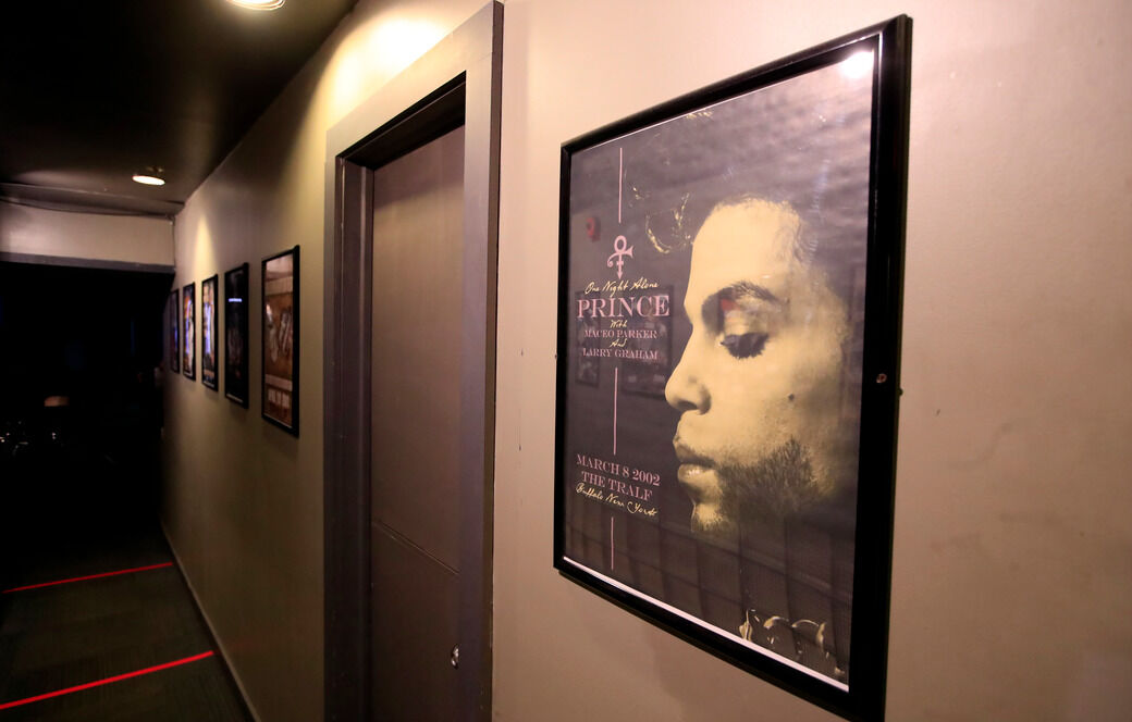 A look inside the Tralf Music Hall
