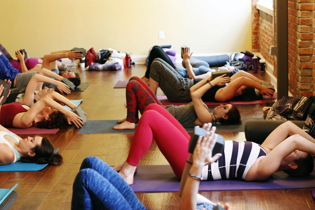 Where Veterans Can Take Free Yoga Classes This Week Business Local Buffalonews Com