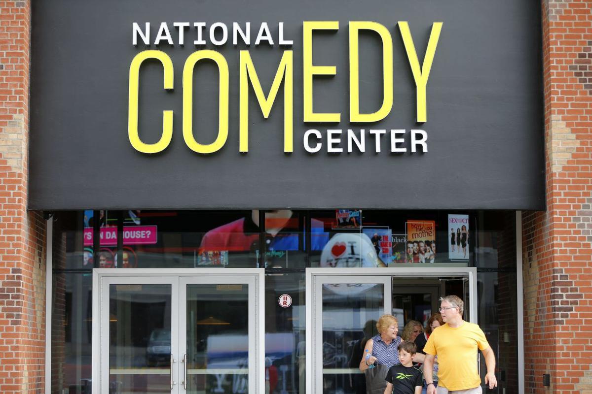 LOCAL NATIONAL COMEDY CENTER