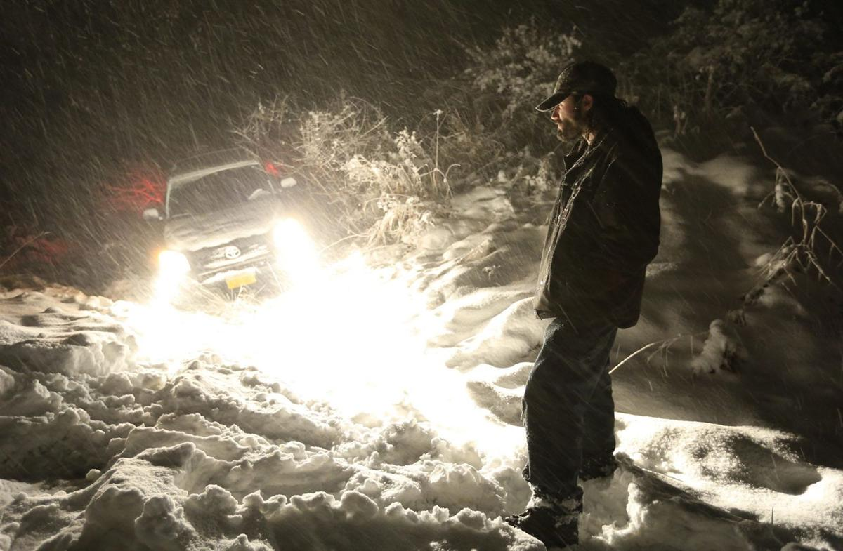 The epic lake-effect snowstorms of November 2014