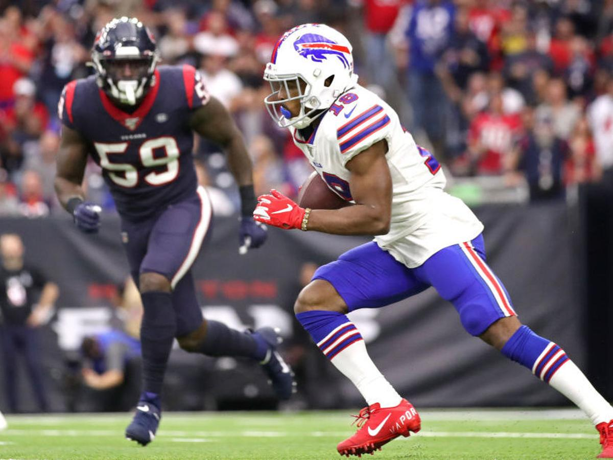 Despite Other Suitors Isaiah Mckenzie Explains Why He Wanted To Stay With The Bills Buffalo Bills News Nfl Buffalonews Com