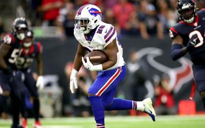 Devin Singletary Wild Card Round - Buffalo Bills v Houston Texans